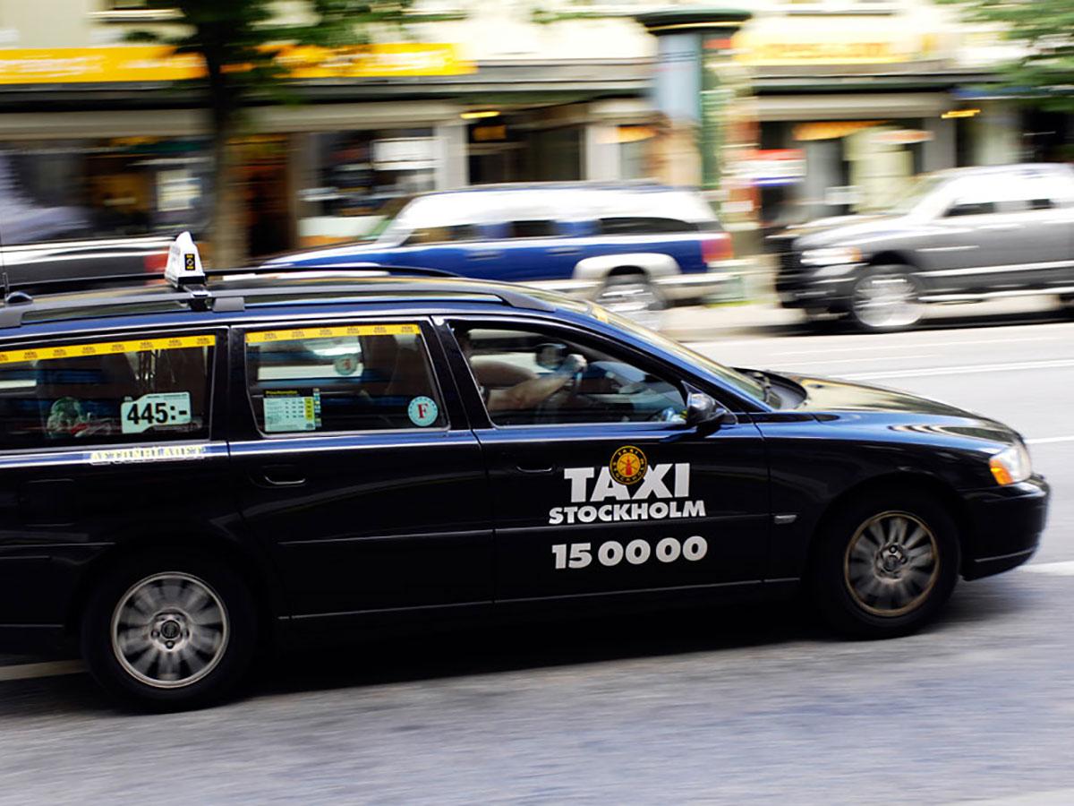 Taxi 1600